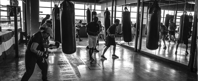boxzsák fogyás